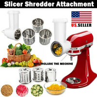 Prep Slicer & Shredder Attachment for KitchenAid Stand Mixer Food Home Kitchen