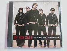 THE (INTERNATIONAL) NOISE CONSPIRACY UP FOR SALE 3 SONG EP CD 2003 STILL SEALED