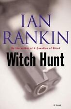 Witch Hunt by Ian Rankin (2004, Hardcover)