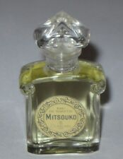 Vintage Perfume Bottle Mini - Guerlain - Mitsouko - EDT - 5 ML - Full - #10