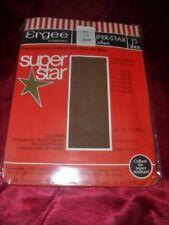 Vintage Ergee Superstar Feinstrumpfhose 44-46 maya 15 den Tights Collant OVP