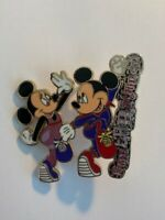 WDW GenEARation D For You And Me 80S Mickey And Minnie Disney Pin LE (B7)
