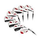 Ram Golf Laser Steel Hybrid Irons Set 4-SW (8 Clubs) Mens Right Hand Regular