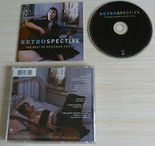 CD ALBUM RETROSPECTIVE - THE BEST OF - VEGA SUZANNE 21 TITRES 2003