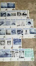 Lot 27 Vintage POLARIS SUBMARINE Magazines Navy World War ll (Steve Petreshock)