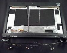 Lenovo X100e Laptop LCD Top Cover FRU: 60Y5264 & LCD Bezel FRU: 60Y5263 Web Cam