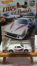 Hot Wheels Pop Culture Cars & Donuts BMW M1 Procar (N17)