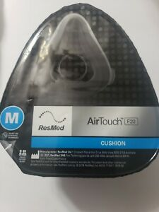 ResMed AirTouch F20 Replacement Cushion Size Medium New FactorySealed