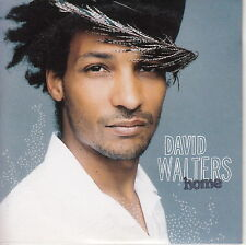 CD ALBUM PROMO DAVID WALTERS / HOME