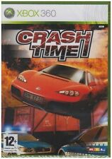 CRASH TIME         -----   sur X-BOX 360