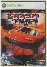 CRASH TIME         -----   sur X-BOX 360