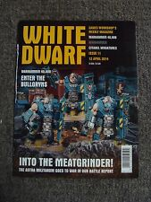 White Dwarf #11 - 12 April, 2014 * Games Workshop *