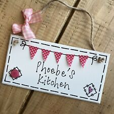 Playhouse Sign Plaque Play Wendy Shed Gift Hang Garden Room Conservatory Porch