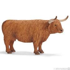 *NEW* SCHLEICH 13659 Highland Cow - RETIRED Cattle