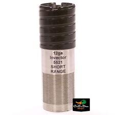 Patternmaster Anaconda Short Range Choke Tube .733 12Ga Invector Win Choke