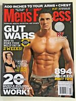 Men's Fitness  Exercise Magazine October 2005 Johnny Damon (Rare)