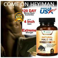 PRO Pastillas de Testosterona Para Aumentar Masa Muscular Testosterona Hombres