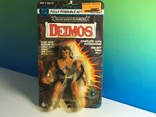 LOST WORLD OF WARLORD ACTION FIGURE MOC 1982 REMCO DC COMICS DEIMOS WIZARD CONAN