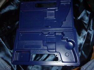 "COLT Firearms blue Factory Python, Anaconda King Cobra Box Case for 6""  barrel"