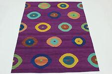Esclusivo Nomadi Kilim Fine Pezzo Unico Persiano Tappeto Orientale 2,83 x 2,07