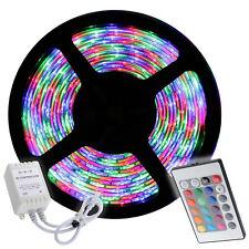 Strip 300 LED RGB 5 M 35W 15 Colors 4 Games Light Car Boat Camper 12V