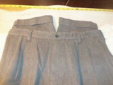 Dockers authentics pleated cuffed cotton 36 x 32 #174