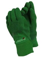 TOWN AND COUNTRY TGL429 MASTER GARDENER GARDENING GARDEN GLOVES MENS LARGE