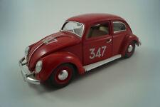 Bburago Burago Modellauto 1:18 VW Beetle 1955 1000 Miglia