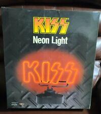 New Kiss Neon Logo Red Sign- Bar Light - Decor Bedroom
