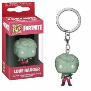 Fortnite - Love Ranger Pocket Pop! Keychain