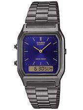 AQ-230EGG-2A Casio Unisex Vintage Watch Blue Face