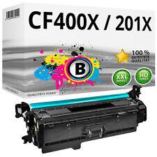 1x toner pour HP 201x 201a Color Laserjet pro m252dw m252n MFP m274n m277dw m277n