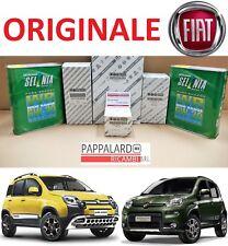 KIT TAGLIANDO FILTRI ORIGINALI + OLIO SELENIA FIAT PANDA CROSS 4X4 1.3 MULTIJET
