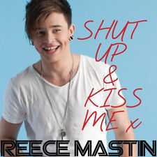 Reece Mastin ‎– Shut Up & Kiss Me CD Single NEW
