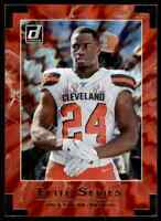 2020 Donruss Elite Series Nick Chubb #ES-NC