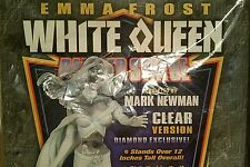 White Queen/Emma Frost Clear Diamond PX Previews Exclusive Bowen Designs Statue
