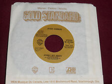 "JOANIE SOMMERS ""Johnny Get Angry"" Warner Gold Standard GS 45175 Canada Press!"