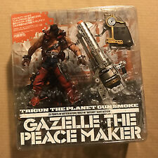 Kaiyodo Trigun the Planet Gunsmoke Gazelle the Peace Maker Brand New