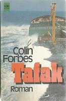 Tafak von Colin Forbes / #370