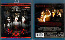 Blu-ray FLESH FOR THE BEAST Caroline Munro,Aldo Sanbrell,Buckethead OOP Region A