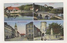 Oberfranken Wunsiedel Sport Teich - Kopethen Tor - Rösla Brücke Fichtelgebirge