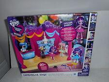 My Little Pony Equestria Girls Minis Twilight Sparkle Chaterlot High Playset