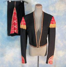 Vintage 1930s-40s Men's Matador Bolero Suit