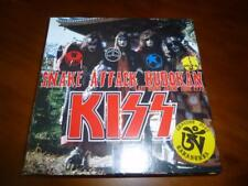 Kiss / Snake Attack Budokan - Last Show Japan Tour 1977 ORG 4CDBOX Tarantura *N
