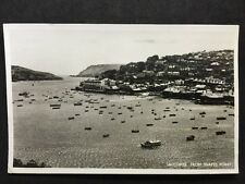 Vintage Postcard - Devon #161 - RP Salcombe, Shapes Point - 1956
