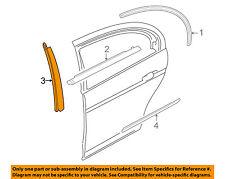 JAGUAR OEM 00-02 S-Type Exterior-Rear-Applique Window Trim Right XR815760