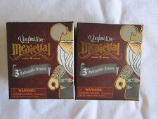 "Disney Vinylmation 3"" Figure Medieval Series 2 Unopened Sealed Blind Boxes"