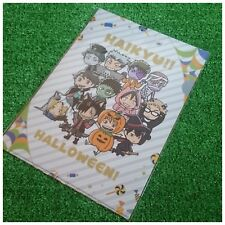 Haikyuu!! / Haikyu!! Clear File Folder -Halloween- Kuroo Oikawa Bokuto / J-World