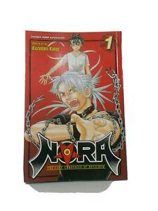 Nora: The Last Chronicle of Devildom, Volume 1 [With Bonus Sticker] by Kazunari