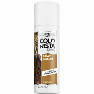 LOreal Paris Hair Color Colorista 1 Day Hair Spray